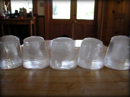Dixiecup Ice Plugs
