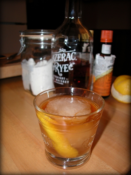 Rubermaid Ice Block in Old Fashioned