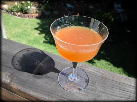 Apricot Almond Sour